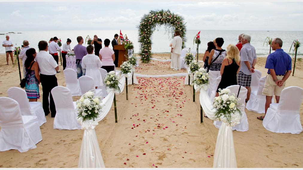 Khaolak Hotel Honeymoon Villa Beach Wedding In